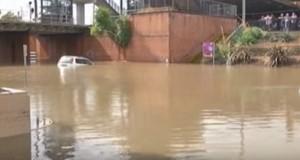 Наводнение в Австралии 27 января