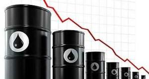 Цена нефти продолжает снижаться на мировом рынке