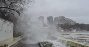 На Одессу надвигается мощный шторм