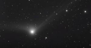 Когда можно будет увидеть комету Каталина