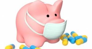 Свиной грипп зафиксирован на Херсонщине