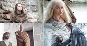 Первые кадры из нового сезона Game of Thrones