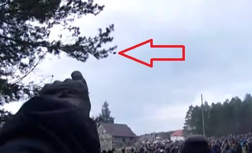 Война за янтарь: МВД обнародовало видео противостояния