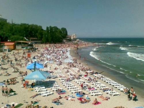 Одесса отдых у моря