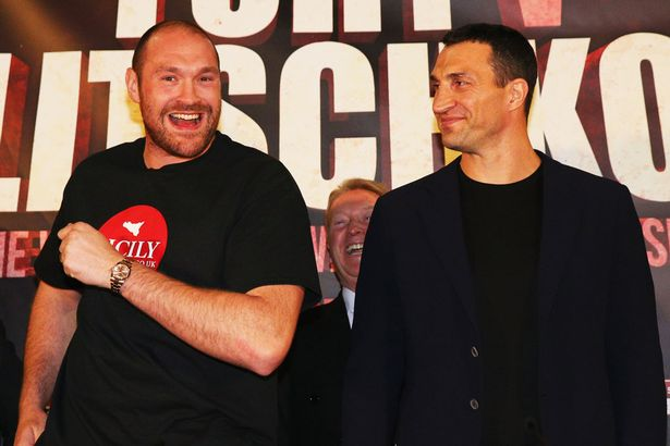 Tyson-Fury-and-Wladimir-Klitschko