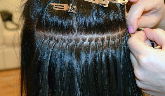 Для наращивания волос в домашних условиях