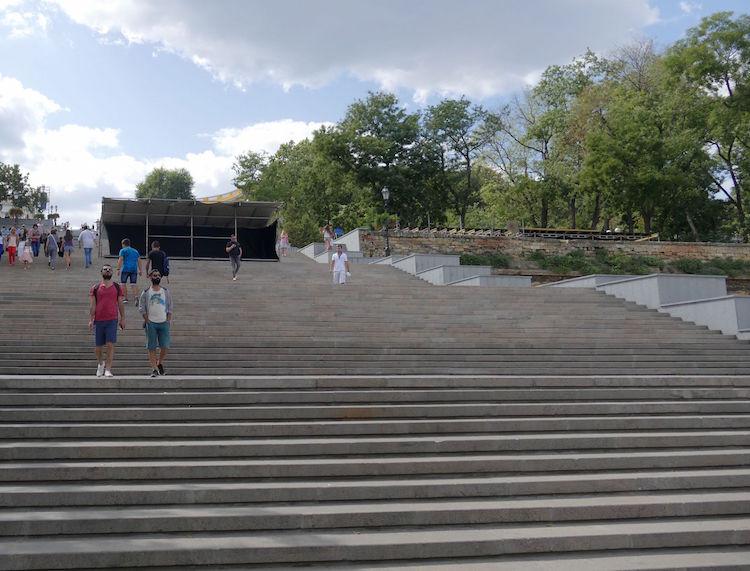 Odessa-schody